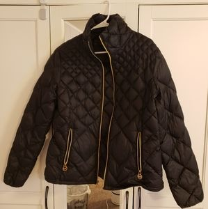 Womens down jacket